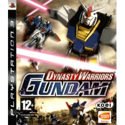 PS3 DYNASTY WARRIORS GUNDAM - Jeux PS3 au prix de 12,95€