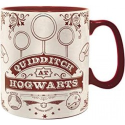 MUG HARRY POTTER QUIDDITCH 460ML - Mugs au prix de 11,95 €