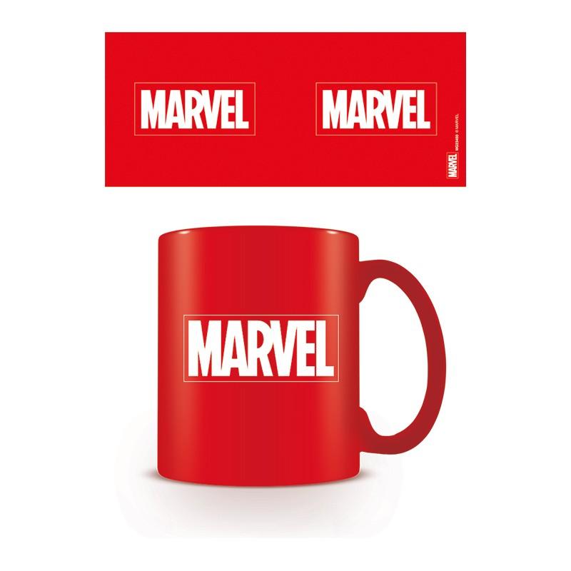 MUG MARVEL LOGO 315 ML - Mugs au prix de 9,95€