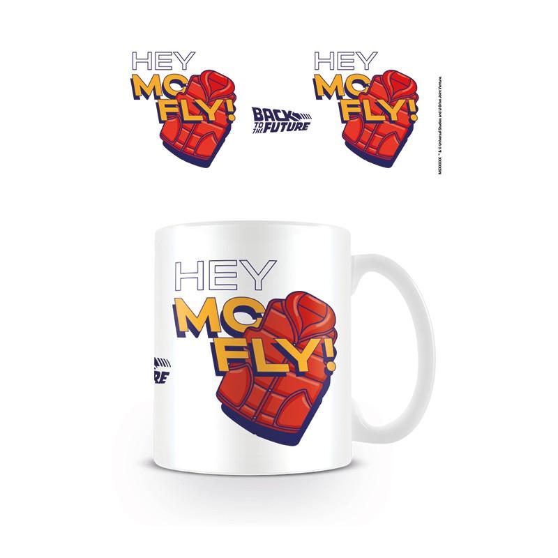 MUG RETOUR VERS LE FUTUR HEY MCFLY! 315ML - Mugs au prix de 9,95€
