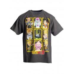 TSHIRT DRAGON BALL PERSONNAGE TAILLE ENFANT (11-12 ANS) - Textile au prix de 19,95€