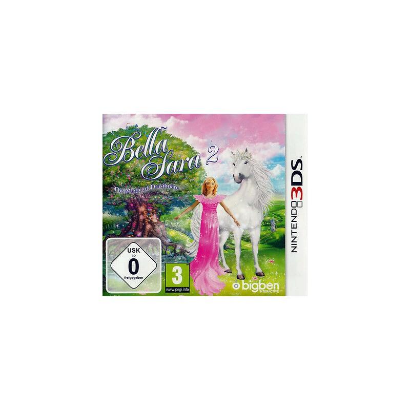 3DS BELLA SARA 2 THE MAGIC OF DRASILMARE - Jeux 3DS au prix de 12,95€