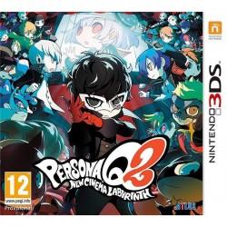 3DS PERSONA Q2 NEW CINEMA LABYRINTH - Jeux 3DS au prix de 39,95€