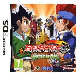 DS BEYBLADE METAL MASTERS - Jeux DS au prix de 6,95€
