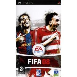 PSP FIFA 08 - Jeux PSP au prix de 1,95€