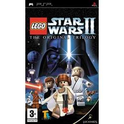 PSP LEGO STAR WARS 2 - Jeux PSP au prix de 9,95€