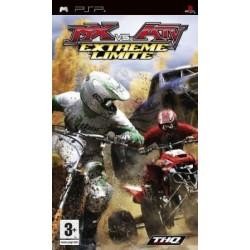PSP MX VS ATV EXTREME LIMITE - Jeux PSP au prix de 4,95€
