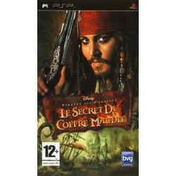 PSP PIRATES DES CARAIBES LE SECRET DU COFFRE MAUDIT - Jeux PSP au prix de 5,95€