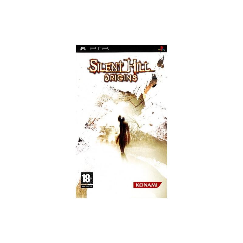 PSP SILENT HILL ORIGINS - Jeux PSP au prix de 9,95€