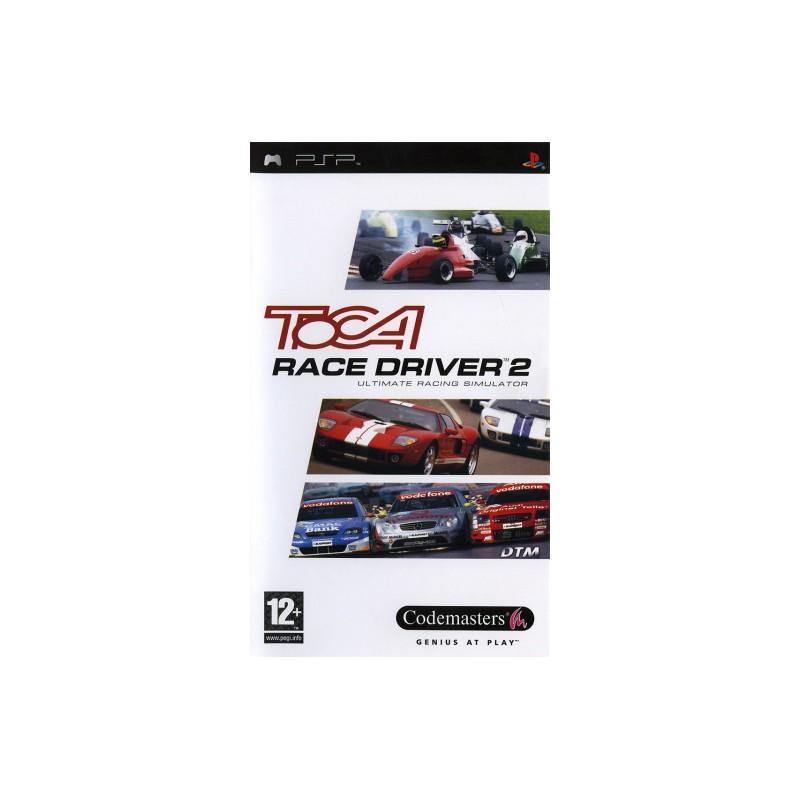 PSP TOCA RACE DRIVER 2 - Jeux PSP au prix de 4,95€