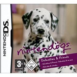 DS NINTENDOGS DALMATIEN - Jeux DS au prix de 9,95€