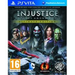 PSV INJUSTICE - Jeux PS Vita au prix de 17,95€