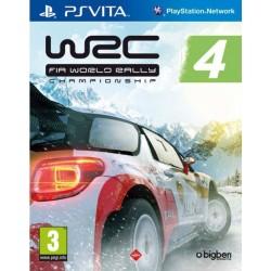 PSV WRC 4 - Jeux PS Vita au prix de 12,95€
