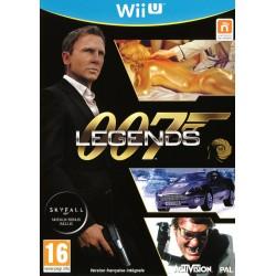 WIU 007 LEGENDS - Jeux Wii U au prix de 7,95€
