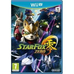 WIU STARFOX ZERO - Jeux Wii U au prix de 9,95€