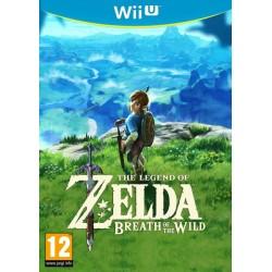 WIU THE LEGEND OF ZELDA BREATH OF THE WILD ( SOUS BLISTER ) - Jeux Wii U au prix de 49,95€