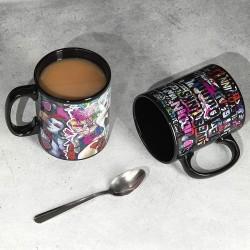 MUG THERMIQUE DC COMICS HARLEY QUINN - Mugs au prix de 12,95€