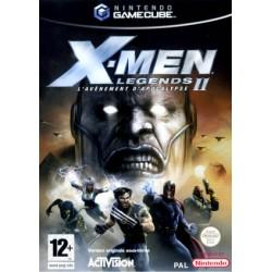 GC X MEN LEGENDS 2 - Jeux GameCube au prix de 9,95€
