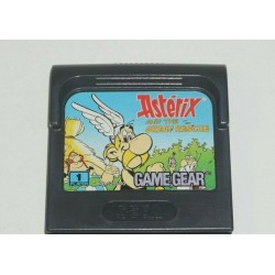 GG ASTERIX AND THE GREAT RESCUE (LOOSE) - Game Gear au prix de 4,95€