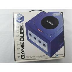 CONSOLE GAMECUBE VIOLETTE EN BOITE (IMPORT JAP) - Consoles GameCube au prix de 89,95€
