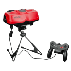 CONSOLE VIRTUAL BOY (IMPORT JAP) - Virtual Boy au prix de 89,95 €