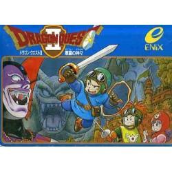 NES DRAGON QUEST II FAMICOM (IMPORT JAP) - Jeux NES au prix de 14,95€