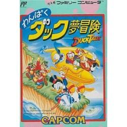 NES DUCK TALES FAMICOM (IMPORT JAP) - Jeux NES au prix de 59,95€