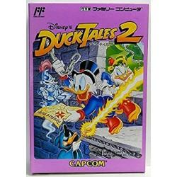 NES DUCK TALES 2 FAMICOM (IMPORT JAP) - Jeux NES au prix de 89,95€