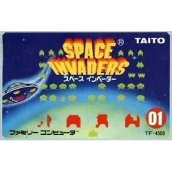 NES SPACE INVADERS FAMICOM (IMPORT JAP) - Jeux NES au prix de 9,95€