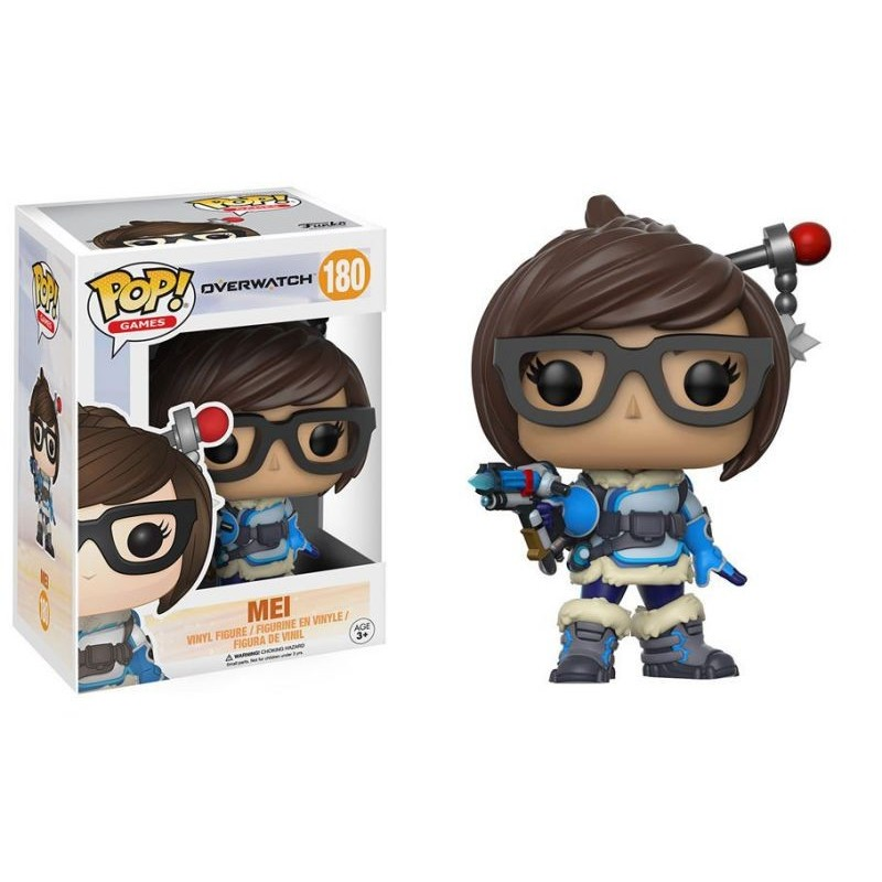 POP OVERWATCH 180 MEI - Figurines POP au prix de 14,95 €