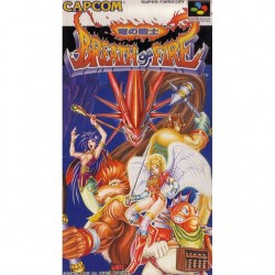SN BREATH OF FIRE SUPER FAMICOM (IMPORT JAP) - Jeux Super NES au prix de 19,95 €
