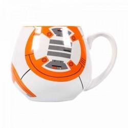 MUG STAR WARS BB8 HALF MOON 320ML - Mugs au prix de 12,95€
