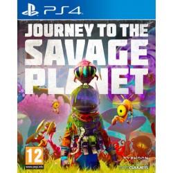 PS4 JOURNEY TO THE SAVAGE PLANET OCC - Jeux PS4 au prix de 14,95€
