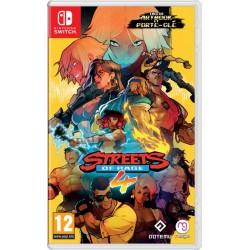 SWITCH STREETS OF RAGE 4 - Jeux Switch au prix de 39,95€