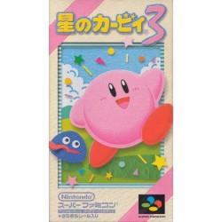 SN KIRBY DREAM LAND 3 SUPER FAMICOM (IMPORT JAP) - Jeux Super NES au prix de 34,95€