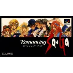 SN ROMANCING SAGA SUPER FAMICOM (IMPORT JAP) - Jeux Super NES au prix de 12,95€