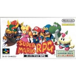 SN SUPER MARIO RPG SUPER FAMICOM (IMPORT JAP) - Jeux Super NES au prix de 19,95€