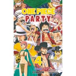 ONE PIECE PARTY T04 - Manga au prix de 6,90€