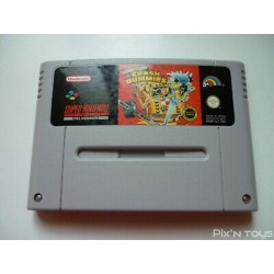 SN CRASH DUMMIES (LOOSE) - Jeux Super NES au prix de 6,95 €