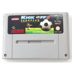 SN KICK OFF 3 (LOOSE) - Jeux Super NES au prix de 4,95€