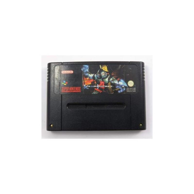 SN KILLER INSTINCT (LOOSE) - Jeux Super NES au prix de 9,95€
