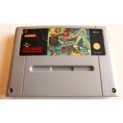 SN SPIDER MAN VS THE X MEN ARCADE S REVENGE (LOOSE) - Jeux Super NES au prix de 9,95 €