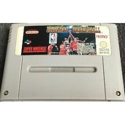 SN TECMO SUPER NBA BASKETBALL (LOOSE) - Jeux Super NES au prix de 4,95 €