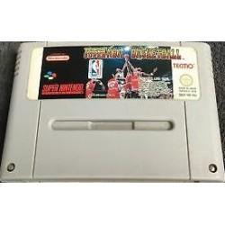 SN TECMO SUPER NBA BASKETBALL (LOOSE) - Jeux Super NES au prix de 4,95€