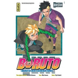 BORUTO 09 - Manga au prix de 6,85€