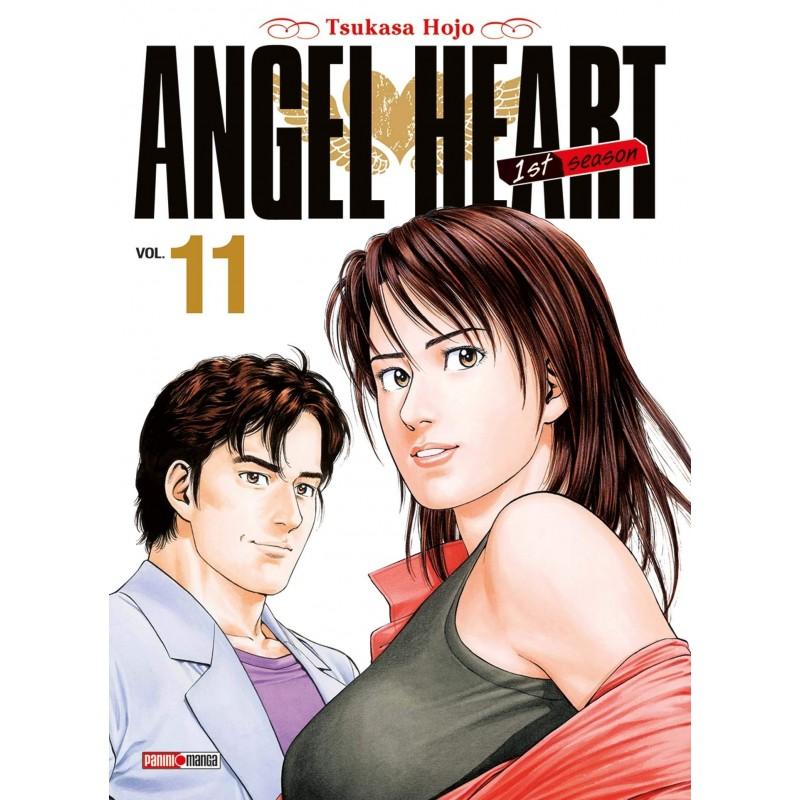 ANGEL HEART T11 SAISON 1 - Manga au prix de 9,99€