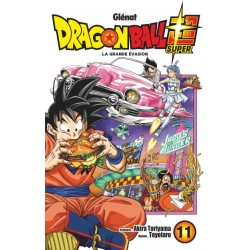 DRAGON BALL SUPER 11 - Manga au prix de 6,90 €