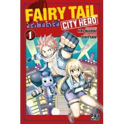 FAIRY TAIL CITY HERO T01 - Manga au prix de 6,95€