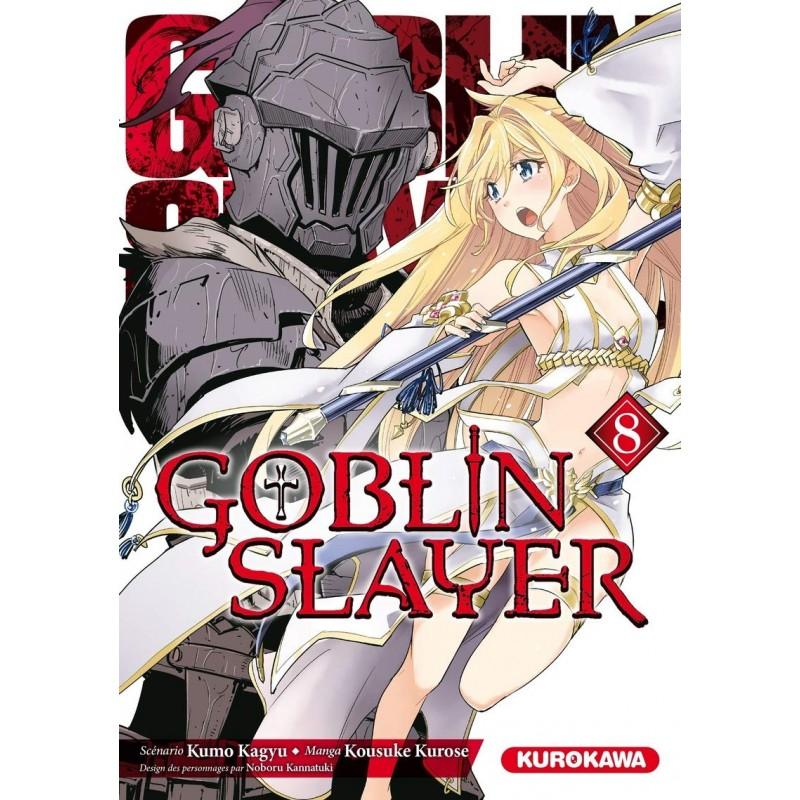 GOBLIN SLAYER T08 - Manga au prix de 7,65€