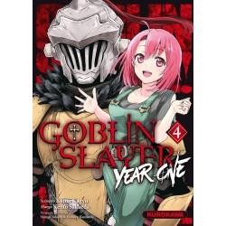 GOBLIN SLAYER YEAR ONE T4 - Manga au prix de 7,65€